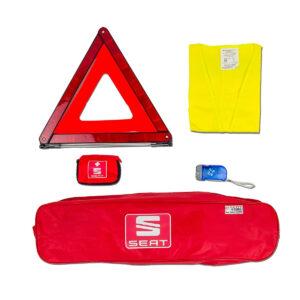 SEAT Complete Seat Safety Kit 000093990AF