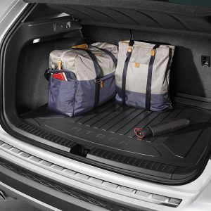 SEAT Plastic Luggage Compartment Tray - Vehicles With Variable Floor 575061201
