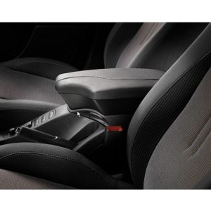 SEAT Central Armrest - Black Leather 5P0061000