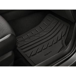 SEAT Rubber Mat Set - Front And Rear 6F2061500 041