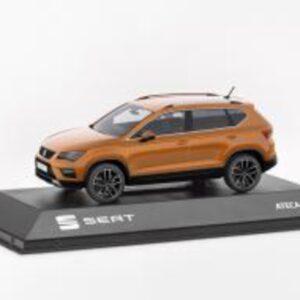 SEAT Ateca 1:43 Model Car