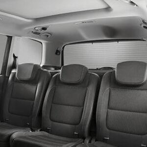 SEAT Rear Window And Rear Side Window Kit - Black 7N5064365A