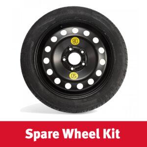 SEAT Spare Wheel Kits ZGBBOM158SE