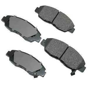 SEAT Ibiza 2018 - Onwards Front Brake Pads ibizabrakepads-1
