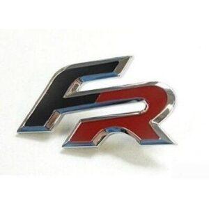 SEAT 'FR' Bumper/Grille Emblem 6J0853670KTP