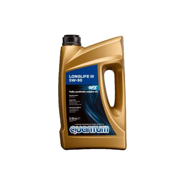 SEAT LONGLIFE 03 5W30 5L Oil ZGB115QLB01501