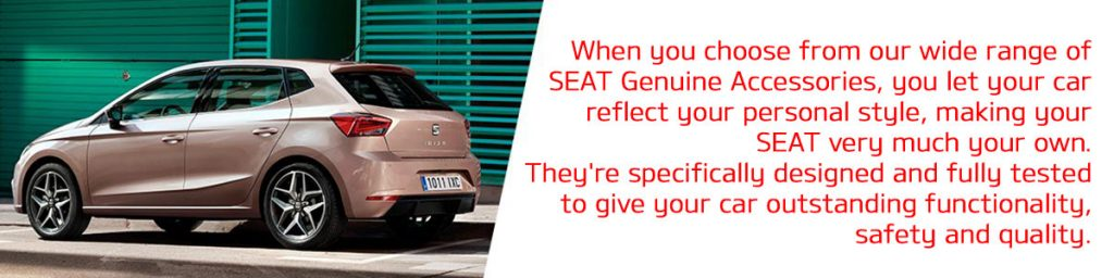SEAT Direct Parts Accessories